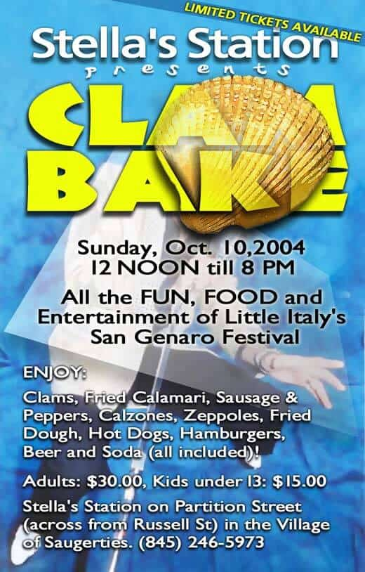 clam-bake-poster