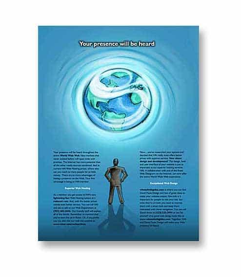 Magazine Ad Design