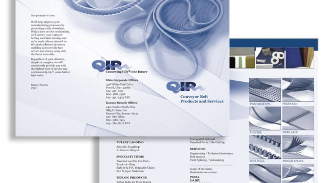 Conveyor Belt Company Brochure