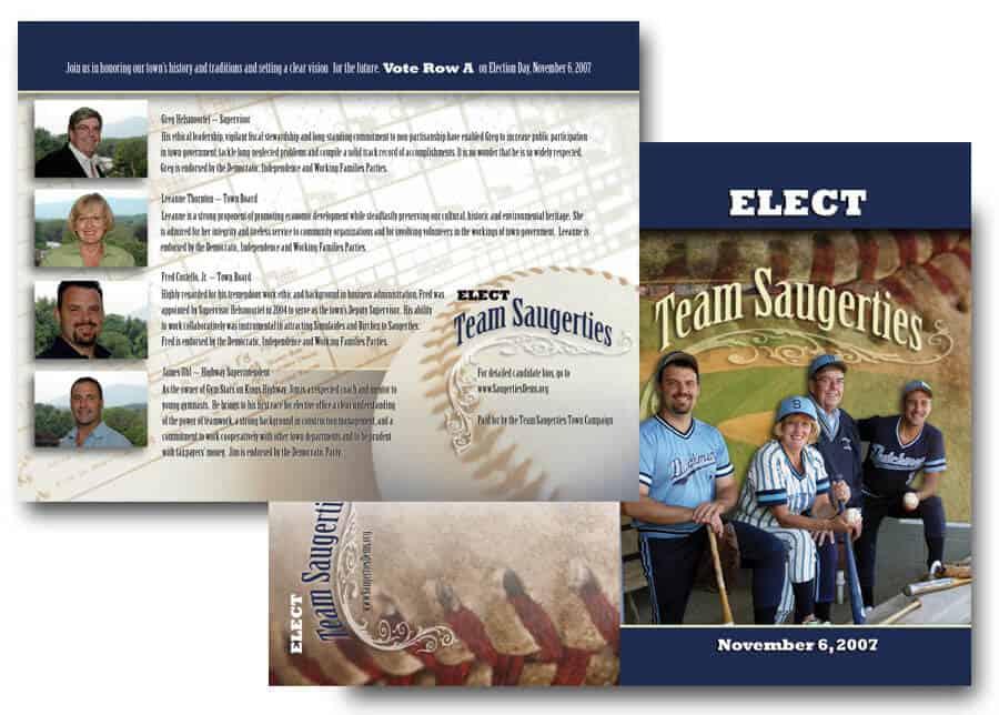 ElectionBrochureDesign  Web Development And Graphic Design