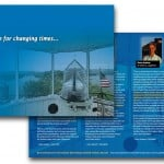 Town Trustee Brochure Design