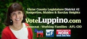 Political campaign billboard design