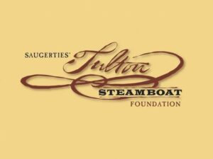 Fulton Steamboat logo design