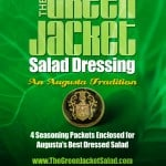 The Green Jacket Seasoning Label Design