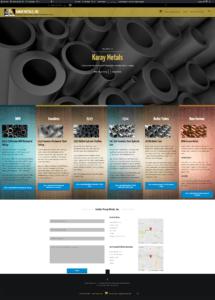 Karaymetals.com - WordPress, Ecommerce, SEO, Marketing